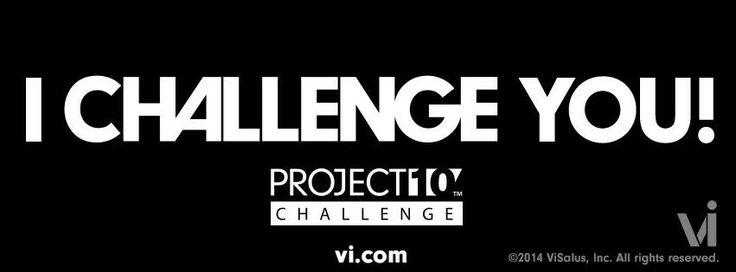 I challenge you!!!