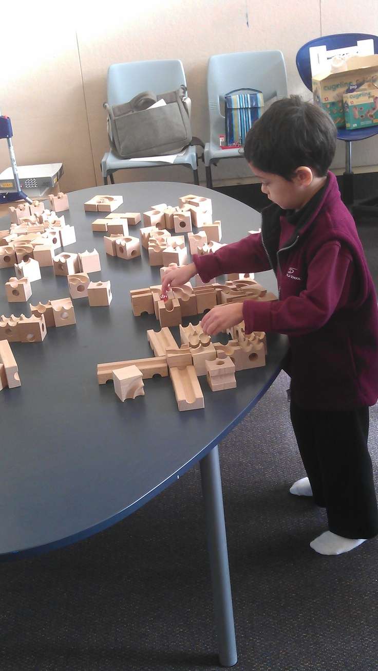 Spatial thinking exercises @ year one. Young minds are powerful minds.