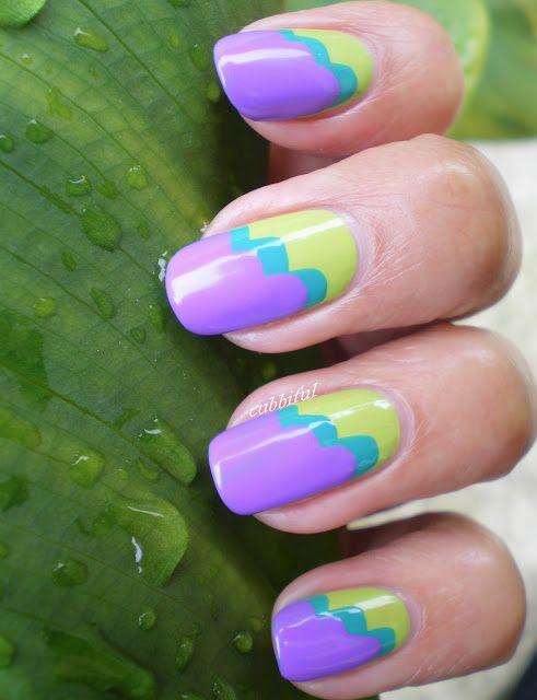 Mejores 352 imágenes de Nails en Pinterest | Diseño de uñas ...