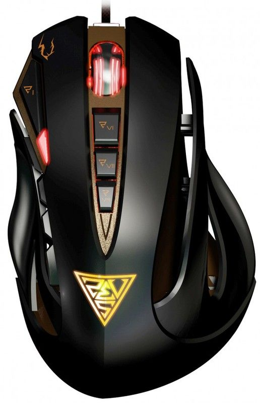 GAMDIAS ZEUS Gaming Mouse for