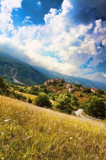 Sant' Eufemia a Maiella, Abruzzo, Italy