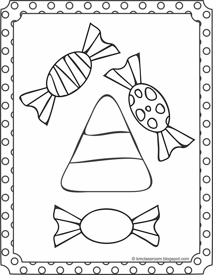 10+ Free Halloween Coloring Pages