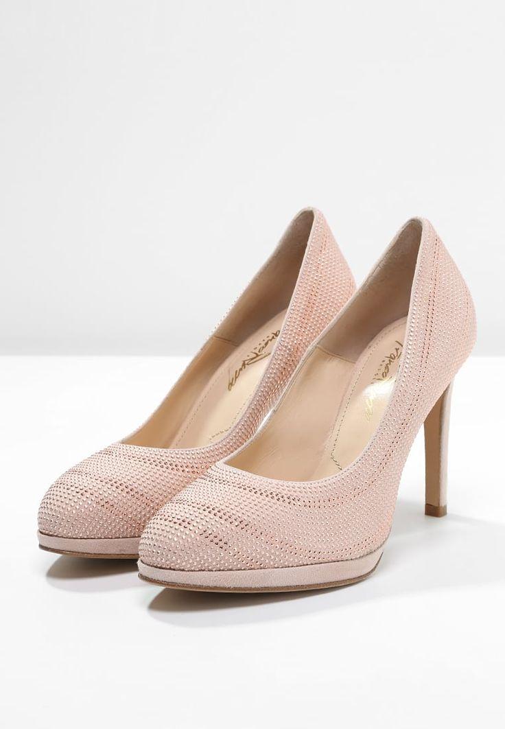 Chaussures Franco Russo Napoli Escarpins - nude chair: 105,00 € chez Zalando (au 27/07/16). Livraison et retours gratuits et service client…