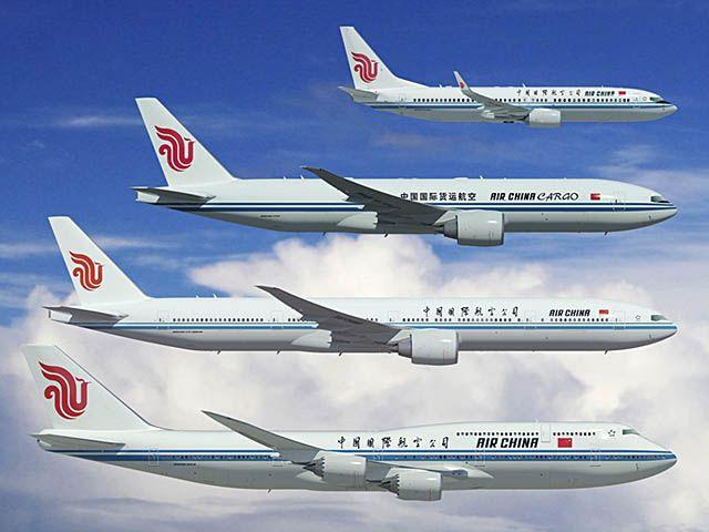 Air China : résultats positifs au premier semestre, chiffre d'affaires et bénéfice en augmentation
