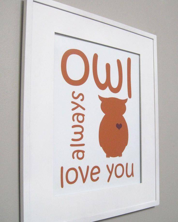 Owl always love you .
