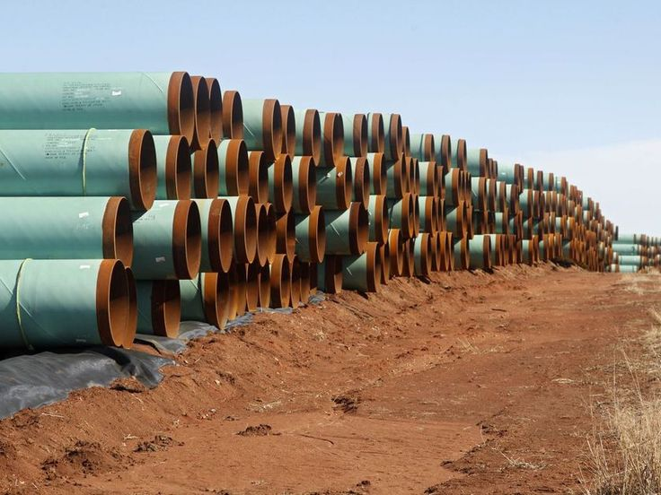 Skeptics in oil industry question whether Keystone XL pipeline is still needed (or will be built..)