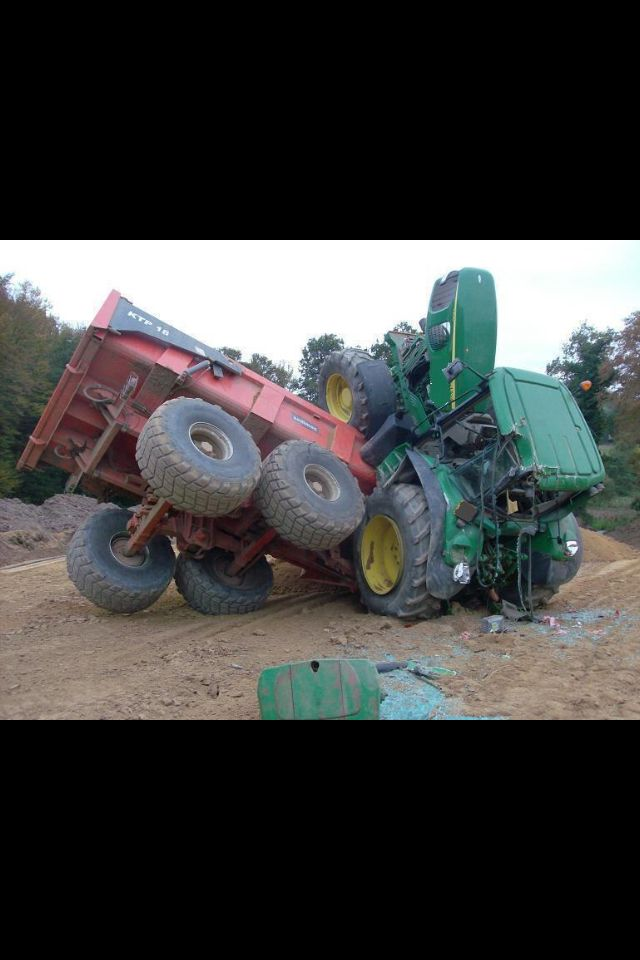 Farm Tractor Pto Accidents : Best farm accidents images on pinterest tractors