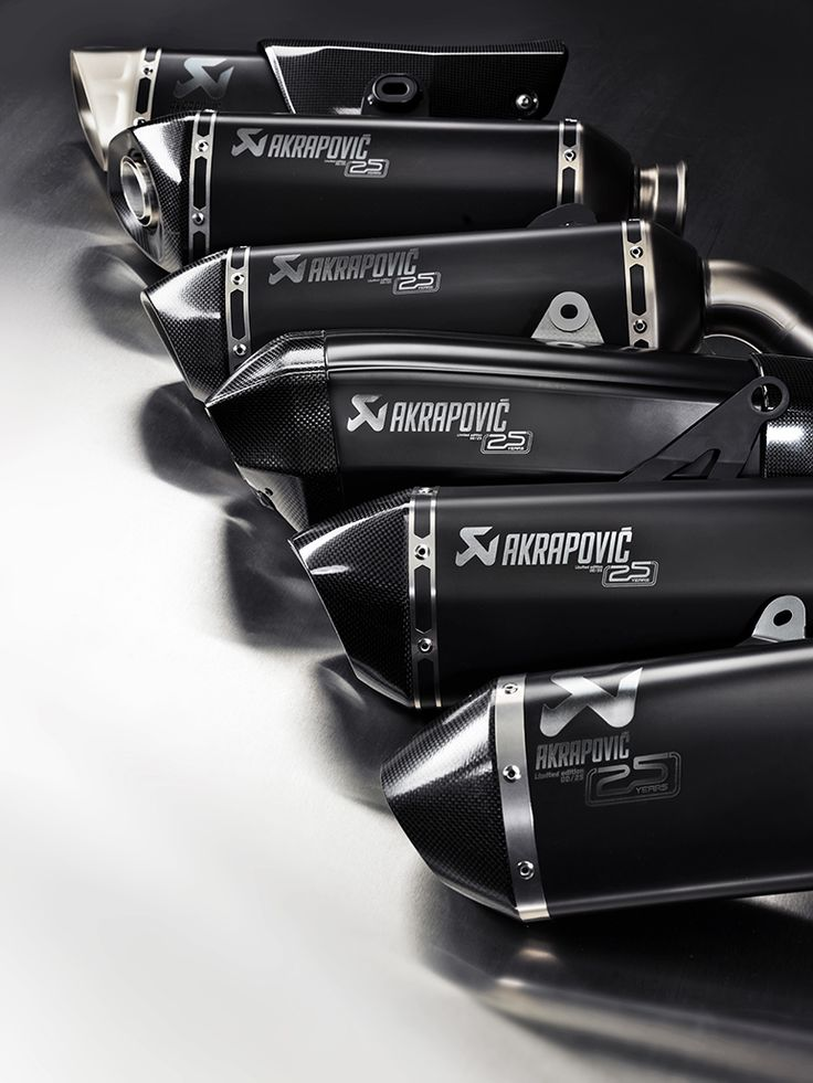 Ultra-Limited-Edition Akrapovic Exhausts Launched to Celebrate 25 Years - http://motorcycleindustry.co.uk/ultra-limited-edition-akrapovic-exhausts-launched-to-celebrate-25-years/ - Akrapovič