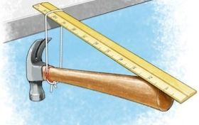 Seesaw Science: The Hammer-Ruler Trick - Scientific American