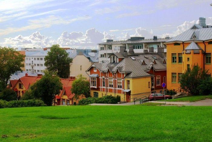 Puolalanpuisto, Turku, The Cradle of Finnish Culture