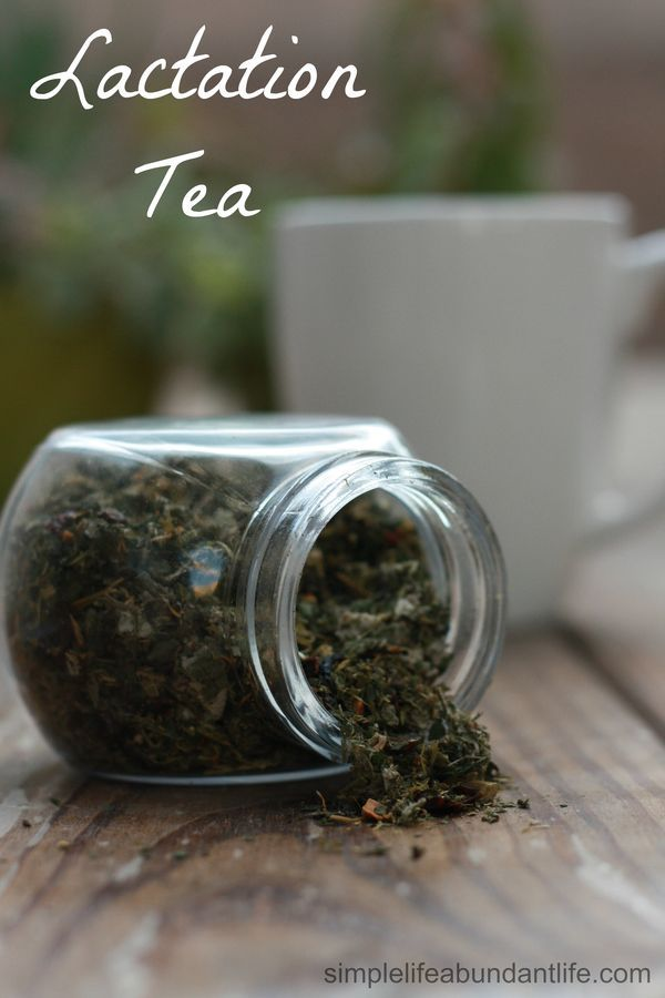 Are you a breastfeeding mama struggling with low milk supply? Try this simple herbal tea!