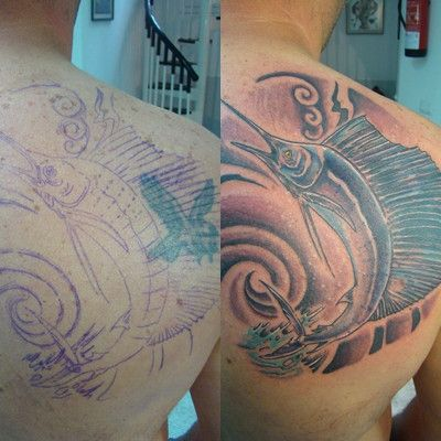 Espada Tatto on Pin Tatuajes De Pez Espada Fotos Tattoos Diseos Imagenes Y Dibujos And