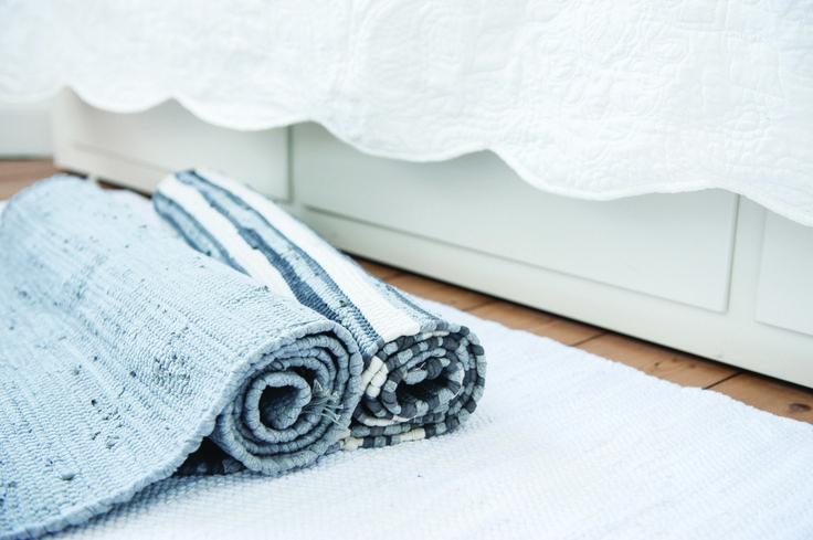 Skandihome Grey Rag Rugs