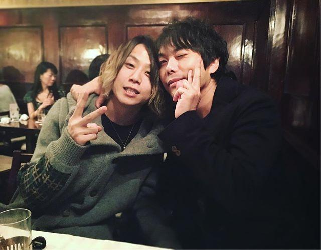 WEBSTA @ tomo_10969 - ピ様と☺︎☺︎☺︎ #ドラマー会 #ピ