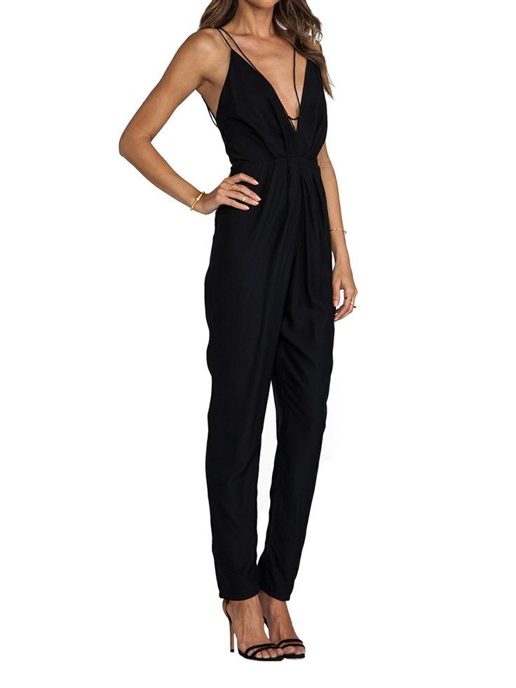 Cameo | Black Cat Jumpsuit | GIRISSIMA.COM.