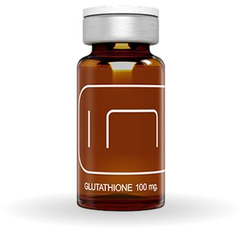 Glutathione, Detoxifying Solution plays an important role in cell protection during ageing, acting both as an antioxidant and detoxifying agent