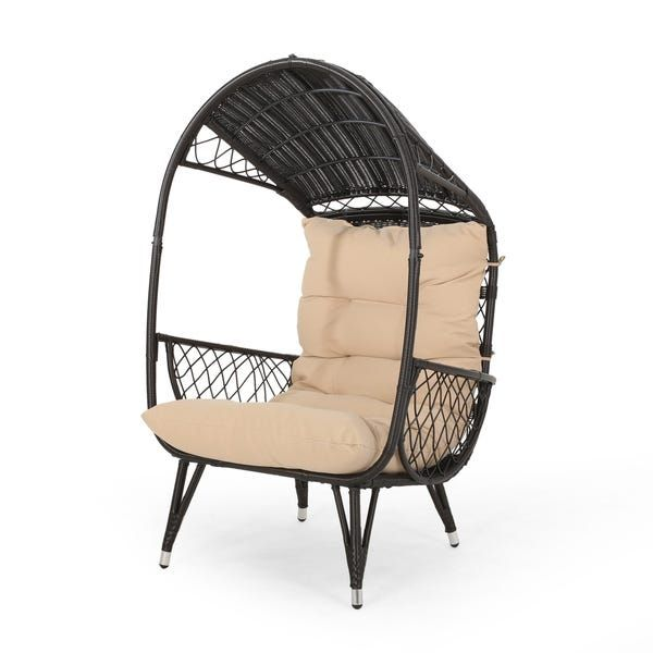 basket chair patio chairs outdoor wicker