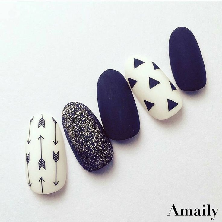 288 best uñas images on Pinterest | Nail art, Nail art designs and ...