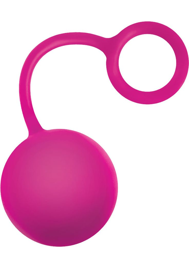 Buy Inya Cherry Bomb Silicone Weighted Ball Pink online cheap. SALE! $9.49