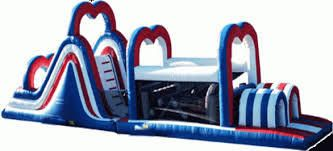 Mega Obstacle Course www.BounceandRebound.com (623) 396-JUMP Bounce House, Water Slide, Inflatable Jumper Rentals |n Phoenix, AZ