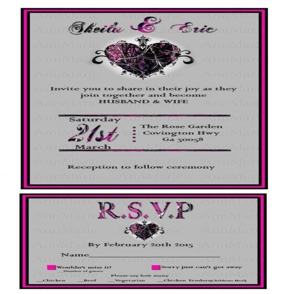 awesome 11 redneck wedding invitations - Redneck Wedding Invitations