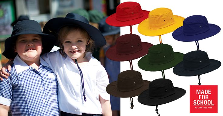 Perfect hat for the beach, park or school. Our surf hat with it's safe release cord and air flow eyelets will help your child keep their cool whilst providing great sun protection.