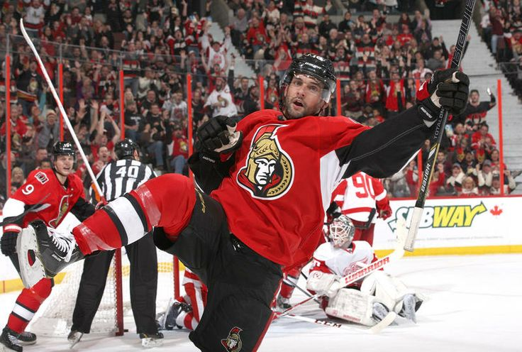 Clark MacArthur #16 Ottawa Senators