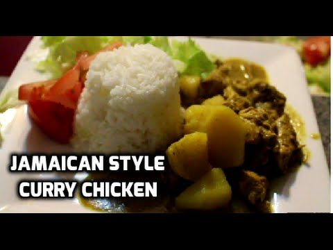 HOW TO COOK JAMAICAN STYLE CURRY CHICKEN + SHANDY: What's for dinner?