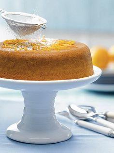 Torta de naranja en olla Essen