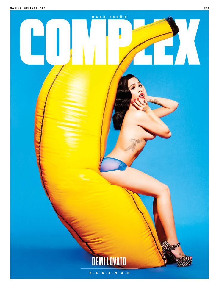 Demi Lovato covers the Oct / Nov 2015 issue of COMPLEX. Click through to read the full story.