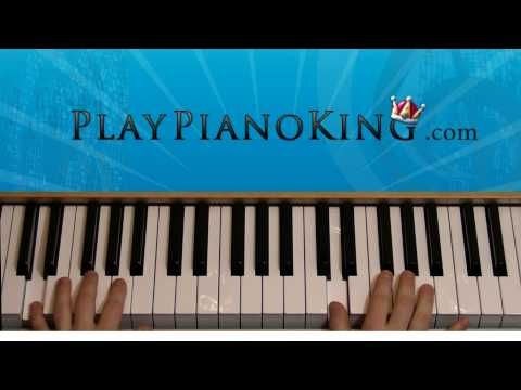 How to Play Halo by Beyonce Piano Tutorial - YouTube