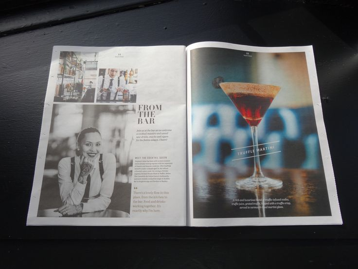 The Cavendish - Traditional tabloid, designed by Spinach design.  Print your own newspaper at www.newspaperclub.com