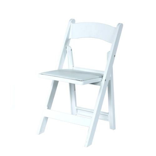 Choose from the Folding chair w/Padded Seat - White and other Chairs and Seating for your South Florida event. Free online quote from Atlas Event Rental.