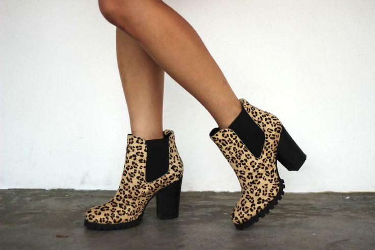 Shoe Cult Cat Call Chelsea boots