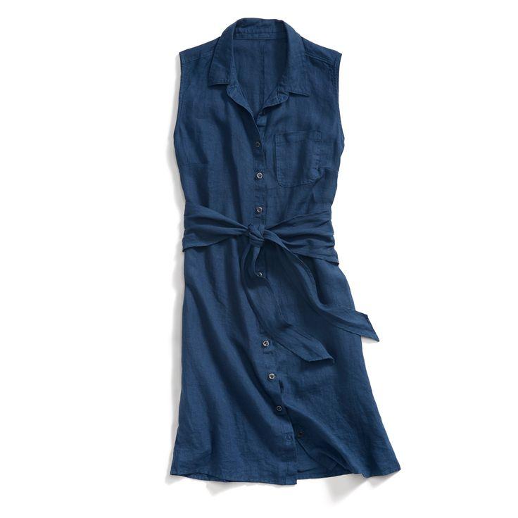 Stitch Fix Spring Styles: Chambray Shirtdress
