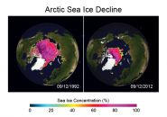 Arctic Sea Ice Decline - and other multimedia from globalchange.gov