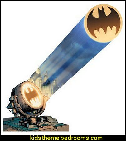 Batman Signal Wall Decal Superheroes bedroom ideas - batman - spiderman - superman decor - Captain America - comic book bedding - batmobile bed - Wonder Woman Girls superhero - marvel wall art Avengers - superman bedding - primary color bedroom ideas - spiderman room decor - decorating with comics -
