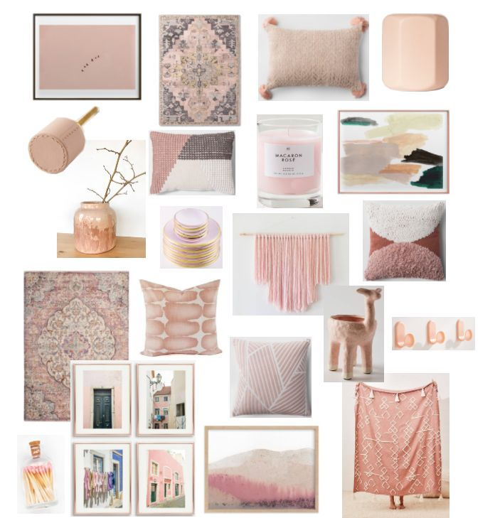 1273 best inspiring home decor ideas images on pinterest for Millenial pink gifts