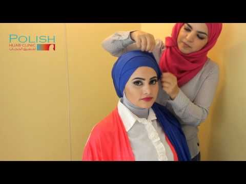 Casual Hijab Style Tutorial - YouTube