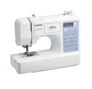 Brother Project Runway CS5055PRW | Best Sewing Machines for Beginners