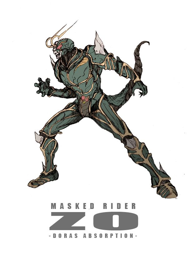 Kamen Rider ZO