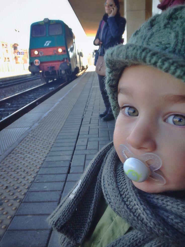 Gita in treno