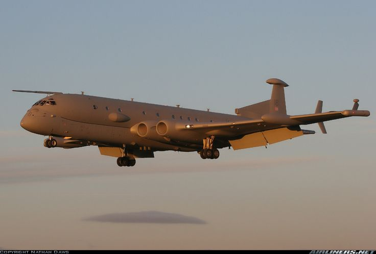 BAE Systems Nimrod MRA4 - UK - Air Force | Aviation Photo #0964833 | Airliners.net