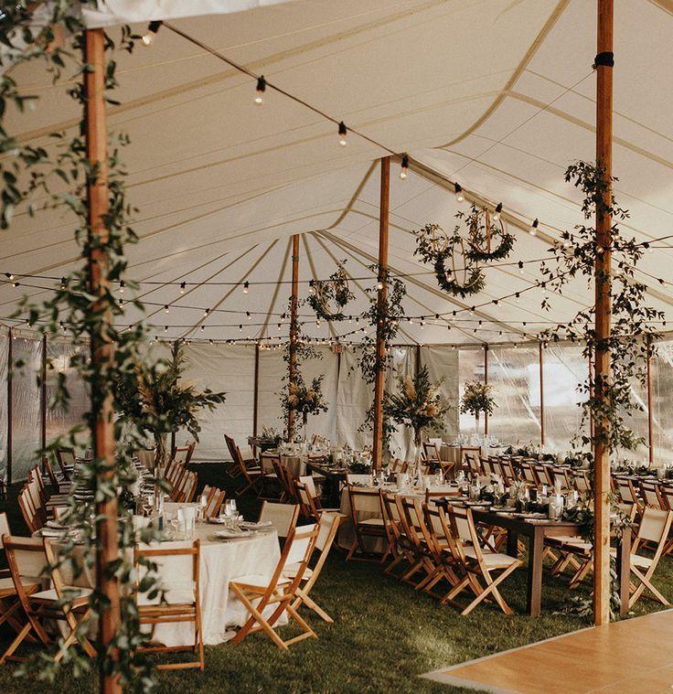 Liebste an der Sonomaküste: Natürliche + minimalistische Hochzeit mit viel Grün