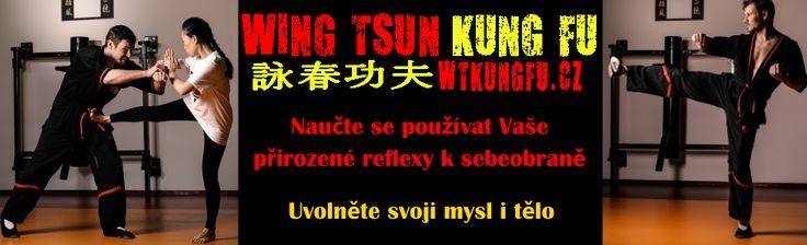 http://wtkungfu.cz - Wing Tsun Kung Fu není jen sebeobrana nebo moderní fitness trend...