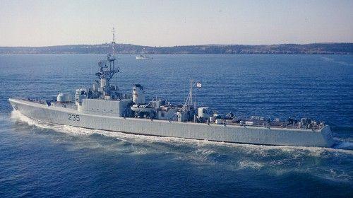 HMCS Chaudiere