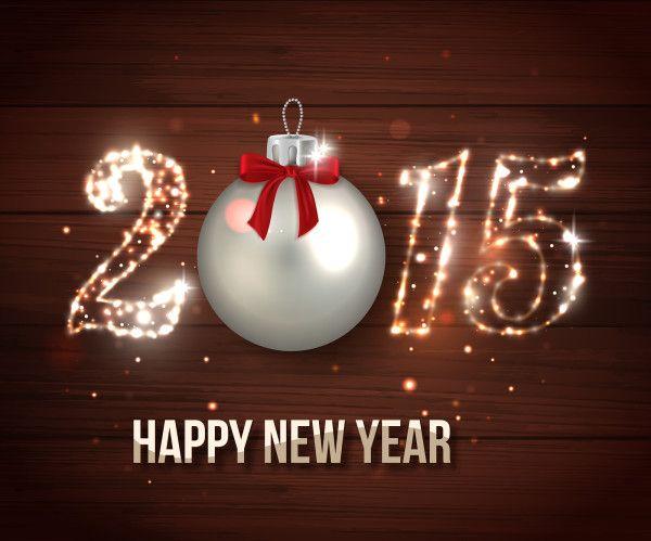 New Year Image. Feliz Año Nuevo 2015.