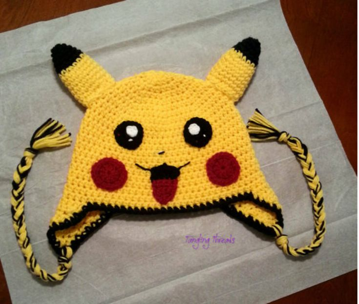 crochet pikachu,pikachu hat,pikachu costume,pokemon cosplay,pokemon costume,halloween costume,winter hat,kids clothes,kids hats,baby hats by Handmade75 on Etsy https://www.etsy.com/uk/listing/160751519/crochet-pikachupikachu-hatpikachu