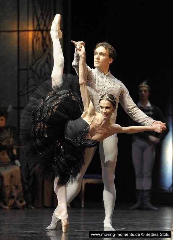 Polina Semionova and Mikhail Kaniskin in Swan Lake (2011) – Part II | Dance. Passion. Life.