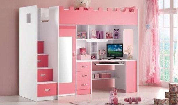 ... Pinterest - PiP Studio, Zolder plannen en Meisjes gedeelde slaapkamers